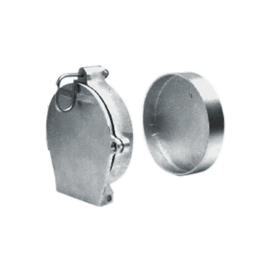 CRL 658TE Tube Container System (One Door Cap and End Cap)