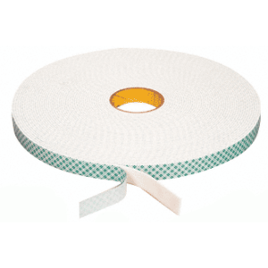 "1/8"" x 3/4"" x 108' Scotch Mount Foam Tape"