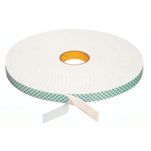 "3M 40081 1/8"" x 1"" x 108' Scotch Mount Foam Tape"