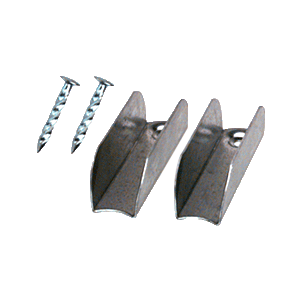 Mill Finish Jiffy Hangers with Nails - Bulk