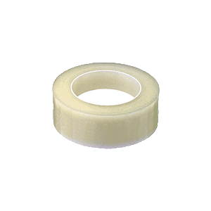 "CRL 827T1 1"" Bond Breaker Tape"