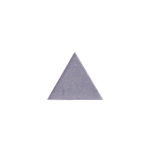 "Size No. 3 - 7/16"" Triangle Points"