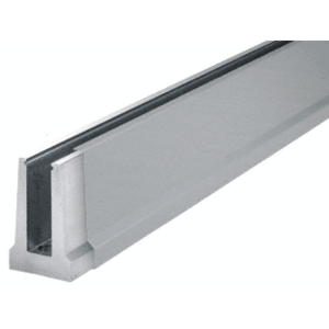 CRL BTCBS10 Brushed Stainless Cladding for B5T Series Tapered Base Shoe