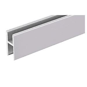 CRL D610BA Brite Anodized Aluminum 'H' Bar for Use on All CRL Track Assemblies