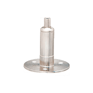 """CRL Y03CR Drill-Thru Shelf Support with Tensioner for 3/8"""" Cable System"""