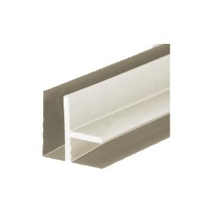 CRL D7201A Satin Anodized Aluminum Corner Extrusion