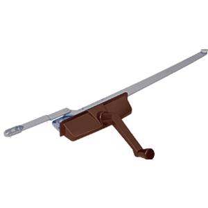 EntryGard EP23000 Bronze Left Hand Dual Arm Casement Window Operator