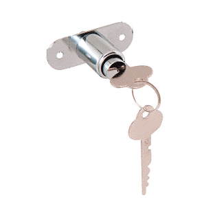 CRL 981 Chrome Track Plunger Lock