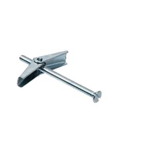 "CRL 70221-XCP50 CRL Flat Head 1/8"" x 2"" Toggle Anchors - pack of 50"