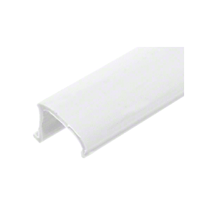 CRL VGB1460W-XCP20 CRL White Snap-In Vinyl Glazing Bead - pack of 20