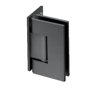 CRL GEN0440RB Oil Rubbed Bronze Geneva 044 Series Wall Mount Offset Back Plate Hinge