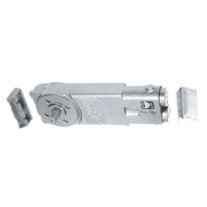 """CRL CRL9272 Heavy-Duty 105 Degree No Hold Open 3/4"""" Long Spindle Overhead Concealed Closer Body With Mounting Clips"""