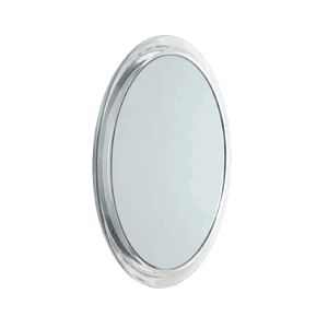 CRL ZZS06 Suction Cup Mirror with 5X Optics
