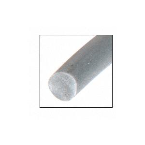 ".090"" Gray Screen Retainer Spline - 100'/Roll"