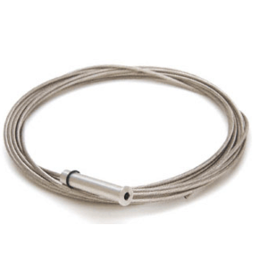 """CRL CBL188K 1/8"""" Stainless Steel Cable 8' Roll"""