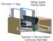 """Tremco 1768012 .160"""" Wedge Gasket Glazing Spline"""