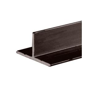 CRL D608DU Dark Bronze T- Bar Aluminum Channel