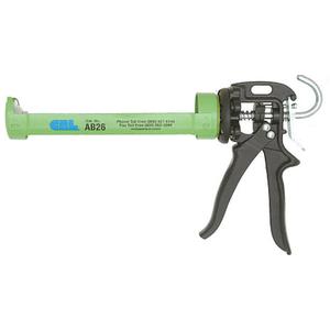 CRL AB26 26:1 Ratio Strap Frame Caulking Gun