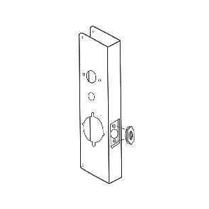Alarm Lock CW-27S Wrap Around Satin Stainless Steel Finish