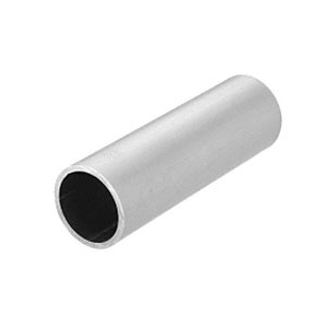 "CRL PR15BS20 Brushed Stainless 1-1/2"" Schedule 40 Pipe Rail Tubing - 240"""
