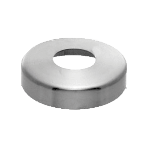CRL CR15SPCBS Brushed Stainless Base Flange Cover for P6 and P7 P-Series Posts