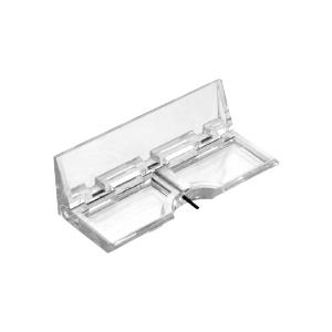 CRL S4124 Clear Window Flip Down Lock - pack of 2