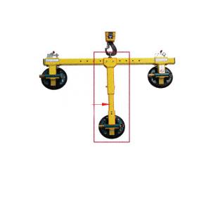 CRL LL185EXT Ladder Lifter Center Arm Assembly