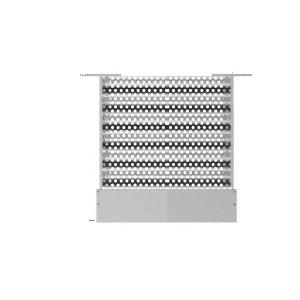 "CRL AW7750C24 Metallic Silver 24"" 7750 Center Panel"