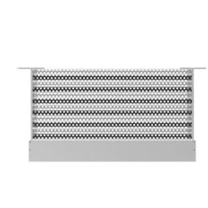 "CRL AW7750C48 Metallic Silver 48"" 7750 Center Panel"
