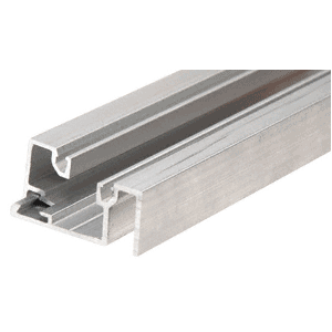 "CRL M121M Mill Glass Sash for 1/4"" to 3/8"" Glass - 254"" Length"