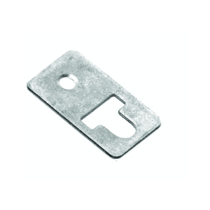 CRL FS253B Overhead Channel Balance Terminal Clips - pack of 100