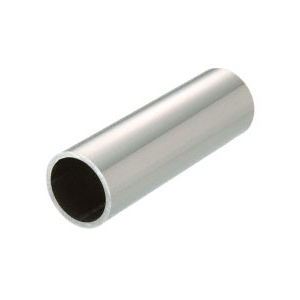 "CRL PR15PS10 Polished Stainless 1-1/2"" Schedule 40 Pipe Rail Tubing - 120"""