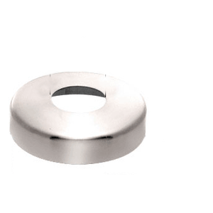 CRL CR15SPCPS Polished Stainless Base Flange Cover for P6 and P7 P-Series Posts