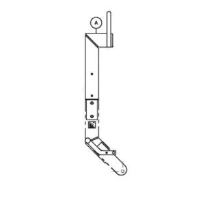 CRL LB6AL0 Wood's Manual Rotator/Tilter Lifter Options