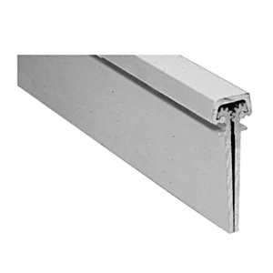 """CRL 35083A Satin Anodized 350 Series Heavy-Duty Concealed Leaf Continuous Hinge - 83"""""""