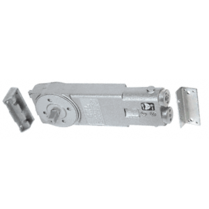 """CRL CRL9772 Adjustable Spring Power 105 Degree No Hold Open 3/4"""" Long Spindle Overhead Concealed Door Closer Body Only"""