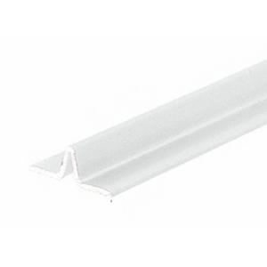 CRL 3606W White Series 3606 Lower Track - 144""