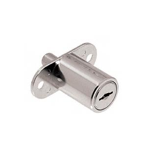CRL FG776 Chrome FixtureGuard Plunger Lock