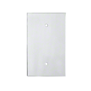 CRL PMP105 Clear Single Blank Acrylic Mirror Plate