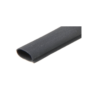 Black Self-Adhesive Weatherstrip - 17' Roll