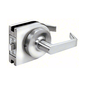 Polished Stainless Grade 2 Lever Lock Housing - Privacy