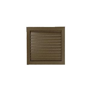 """1900A Series 12"""" x 12"""" Door Louver"""