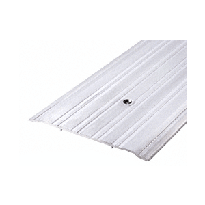 "6"" Aluminum Commercial Saddle Threshold - 185"" Length"