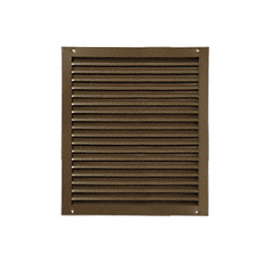 "CRL 700A24X18 700A Series 24"" x 18"" Door Louver"