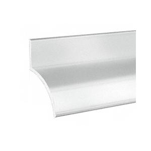 """Aluminum 36"""" Door Rain Drips - 3/4"""" (19 mm)"""