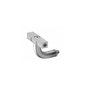 Imperial Series Brushed Stainless Post Mounted Hand Rail Bracket