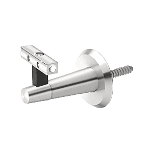 Pacific Series Polished Stainless Wall Mounted Hand Rail Bracket