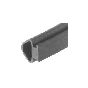 CRL-U.S. Aluminum NP600C Door Frame Black Gasket- 100'/RL