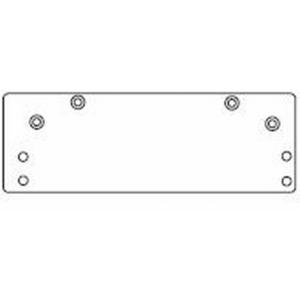 Norton 1688 689 1600 Series Drop Plate
