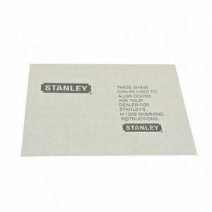 Stanley Security Solutions 570000 Pack of 100 Cardboard Hinge Shims